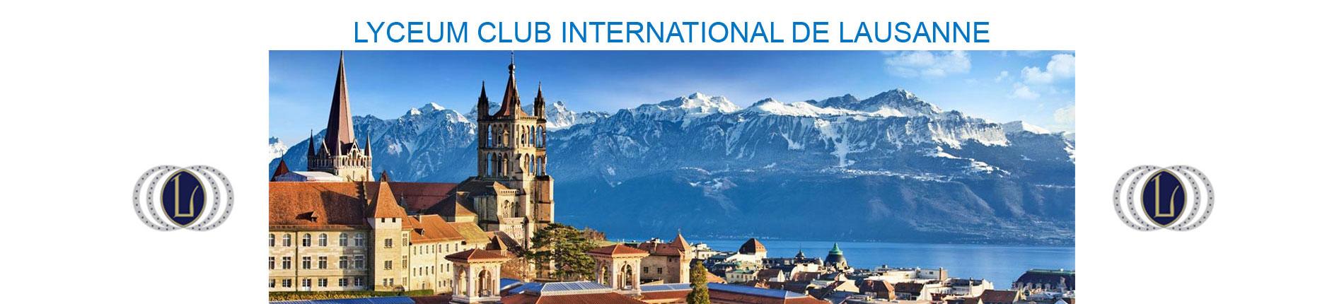 Lyceum Club International de Lausanne